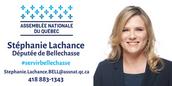 Stéphanie Lachance | Parentaime | Maison de la famille des Etchemins