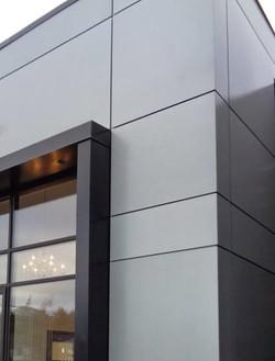 Panneau Architectural avec extrusion MMZ-3.2  (1)