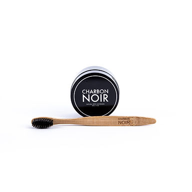 Poudre Blanchiment dentaire naturel Charbon Noir 30g