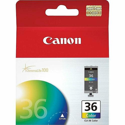 Cartouche CANON CLI-36 Couleur