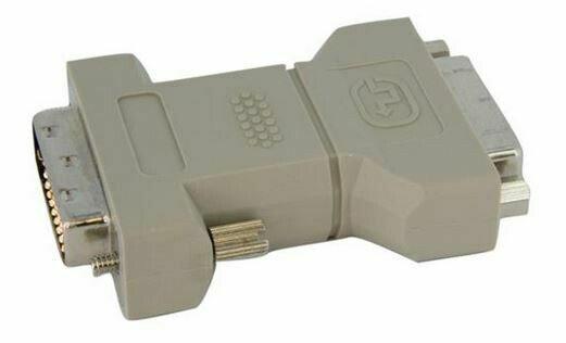 Adaptateur de câble vidéo DVI-I vers DVI-D Dual Link F/M