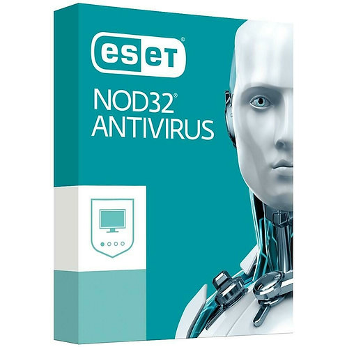 ESET Nod32 1 an, 3PC