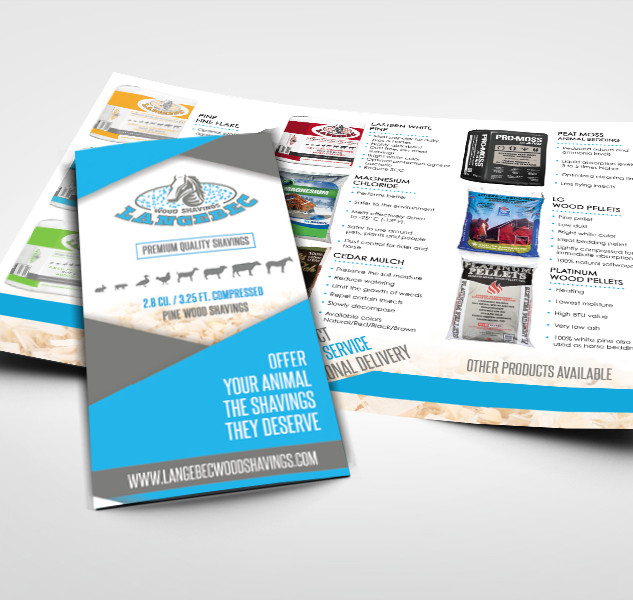 Agence Lenox de Lac-Etchemin offre le service de conception de catalogues, de dépliants, de brochures, et tout support visuel dont vous pourriez avoir besoin! Papeterie corporative, carte d'affaires, affiche, flyers, roll up, brochure, dépliant, catalogue, enveloppe, bloc-note, carte de voeux, etc.