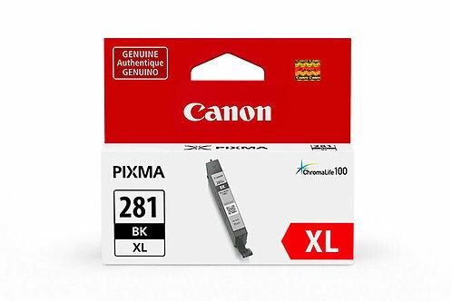 Cartouche CANON CLI-281 XL Noir