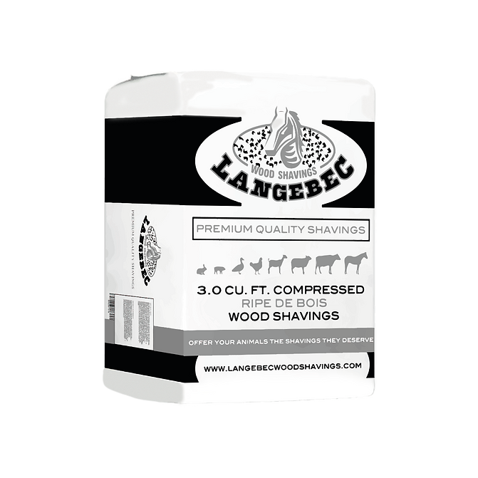 Langebec wood shavings is a leader in animal bedding production and delivery. Langebec delivers quality wood shavings throughout the United States and Canada. Since the company owns its own transportation company, Transport G. Pouliot Inc., they ensure its reliability.