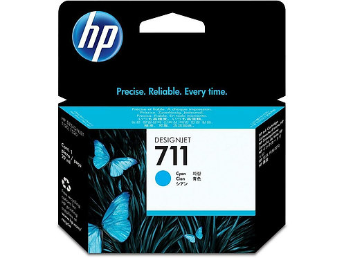 Cartouche HP 711 Cyan