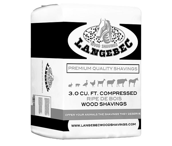 Langebec wood shavings is a leader in animal bedding production and delivery. Quality Pine Wood Shavings - Horse bedding - Bagged wood shavings - Shaving flakes - Dust free - heat-sealed plastic bag - pig bedding - dairy bedding - poultry bedding - bag of shaving - fine, medium, large flakes - equestrian show - equine - wood pellets