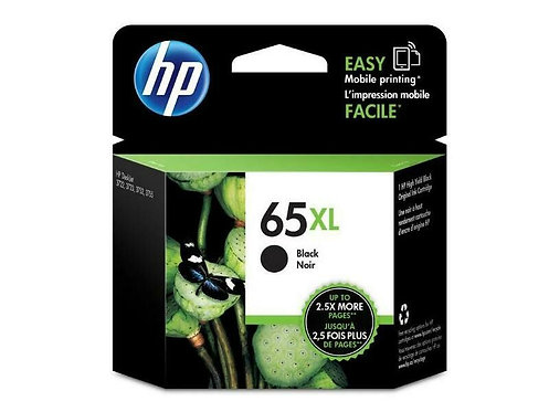 Cartouche HP 65XL Noir