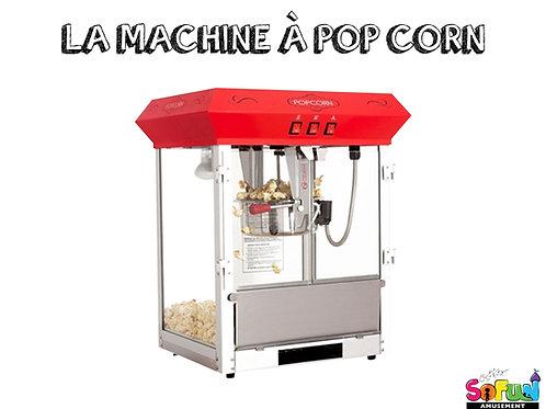 LA MACHINE À POP-CORN