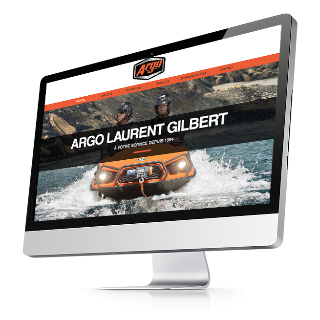 Argo Laurent Gilbert
