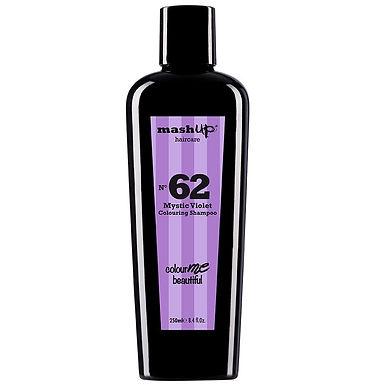 Shampooing pigmenté Mystic Violet No 62 Mash up 250 ml