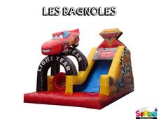 LES BAGNOLES