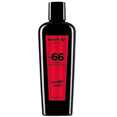 Shampooing pigmenté Sexy Red No 66 Mash up 250 ml