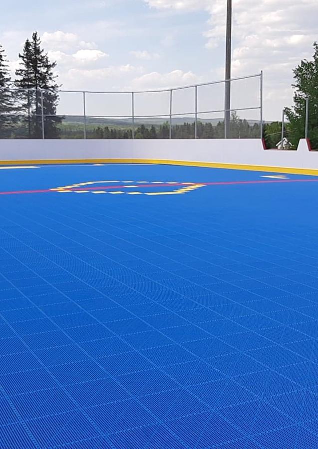 Deck Hockey Sainte-Justine | Mrc des Etchemins
