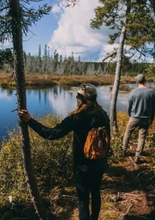 Sentier du Lac Caribou | Mrc des Etchemins