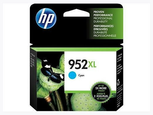 Cartouche HP 952XL Cyan