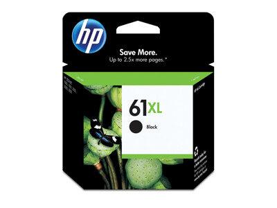 Cartouche HP 61XL Noir