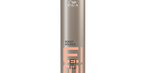Mousse rehausse-boucles Boost Bounce Eimi Wella 288g