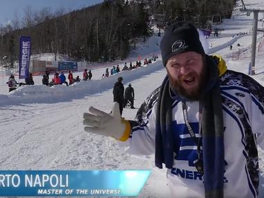 Grand-Prix 3 Skis au Mont-Adstock - Marto Napoli