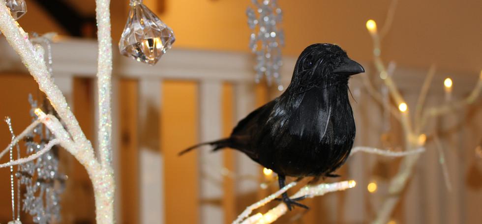 xmas bird 2
