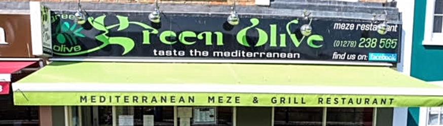 Green Olive Bridgwater