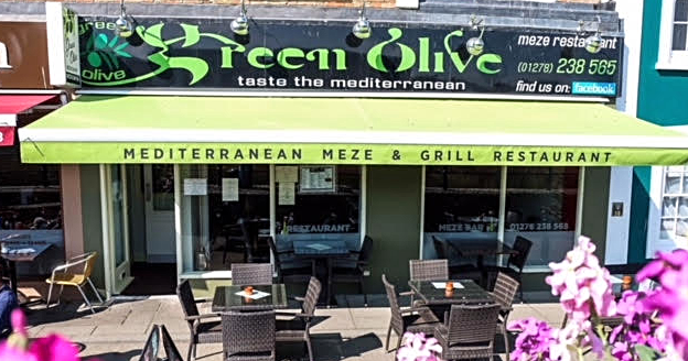 Green Olive Bridgwater