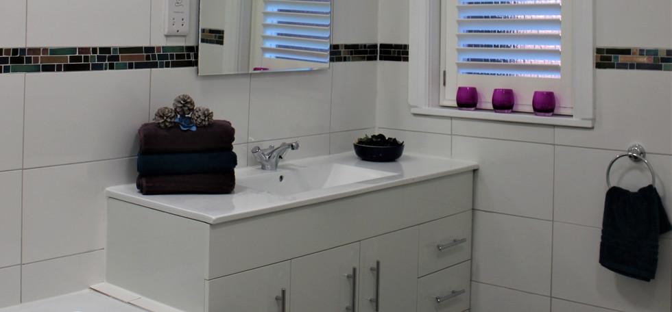 Raven Haven Bathroom