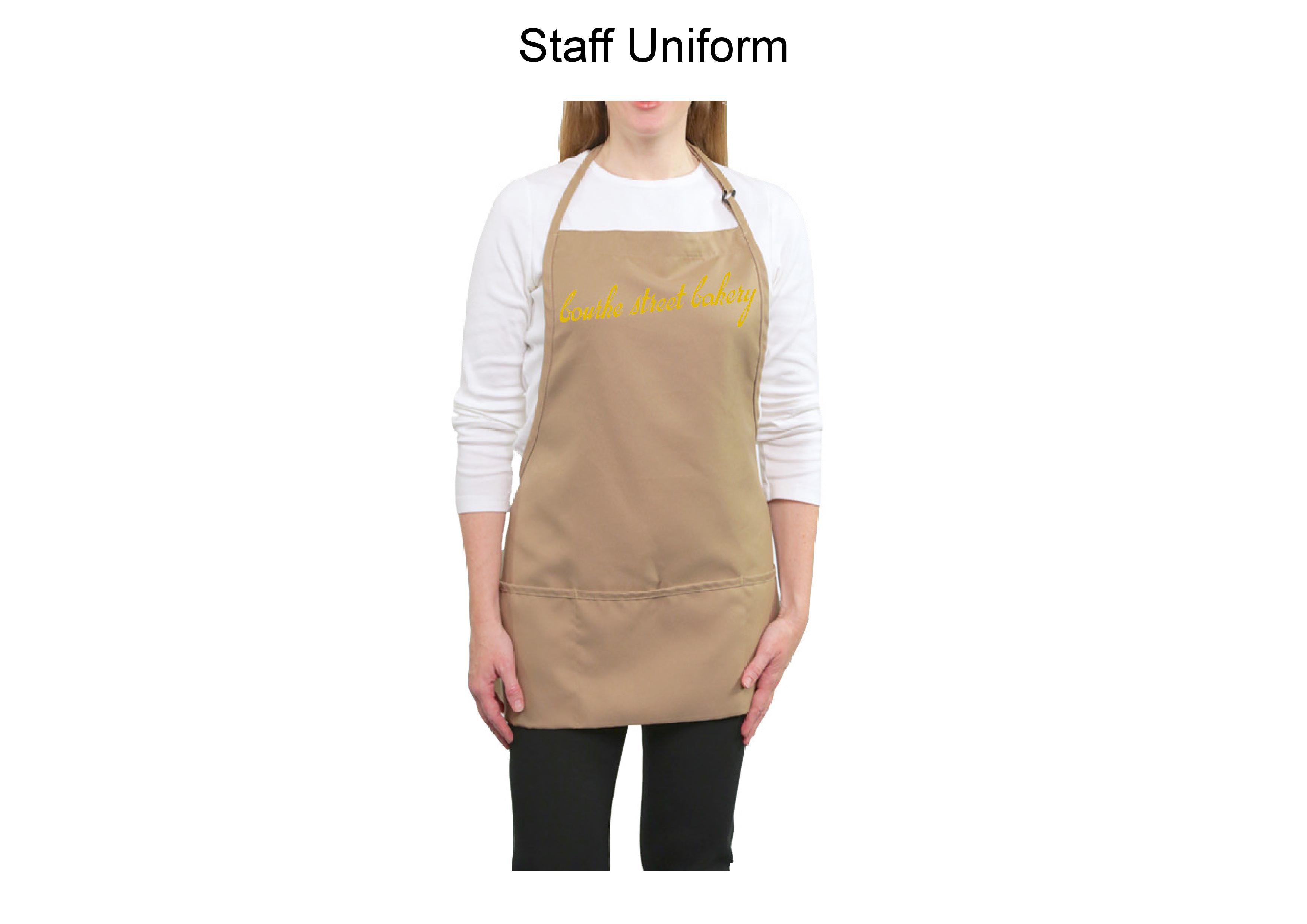 New Uniform - Branding