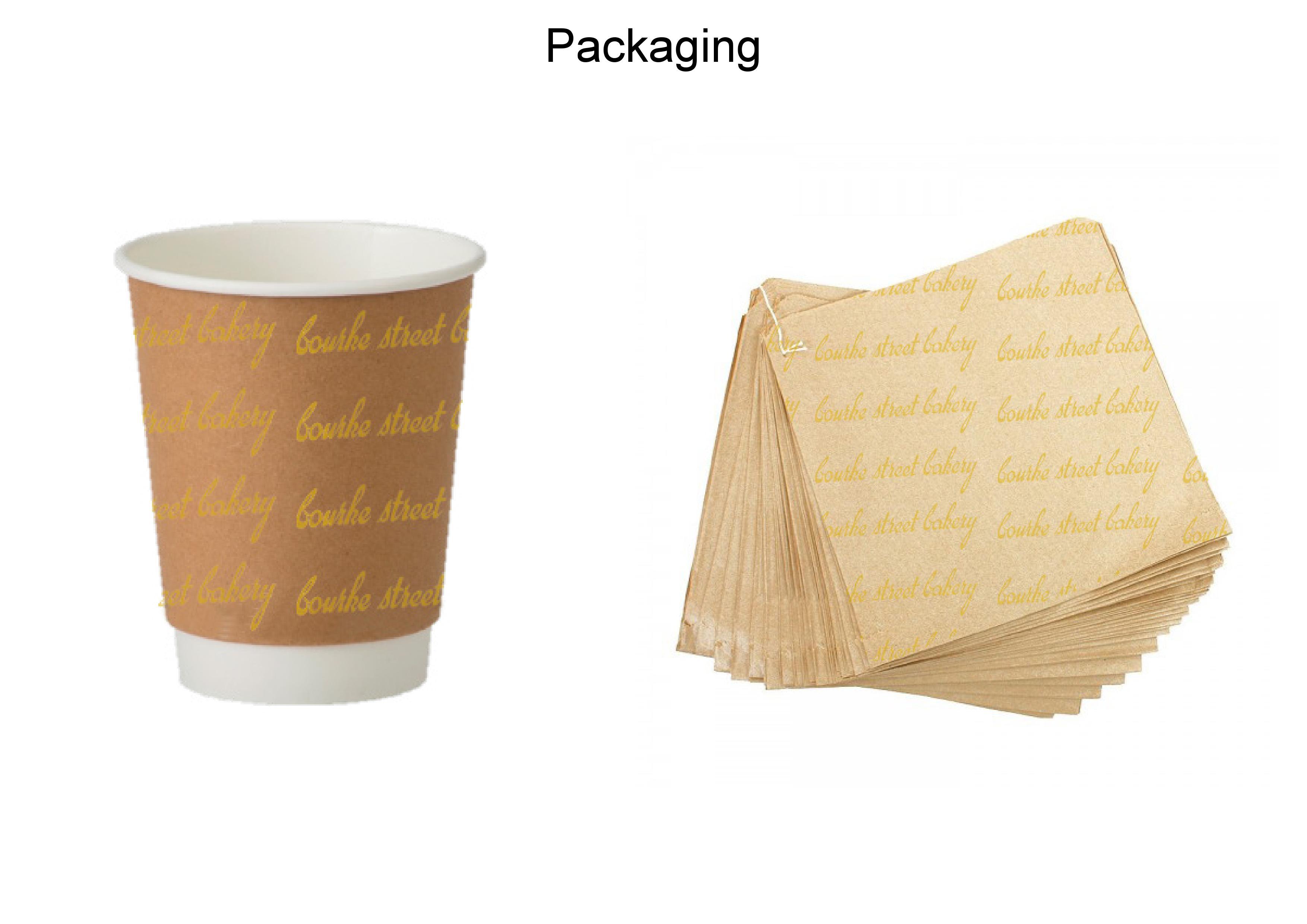 New Packaging - Branding