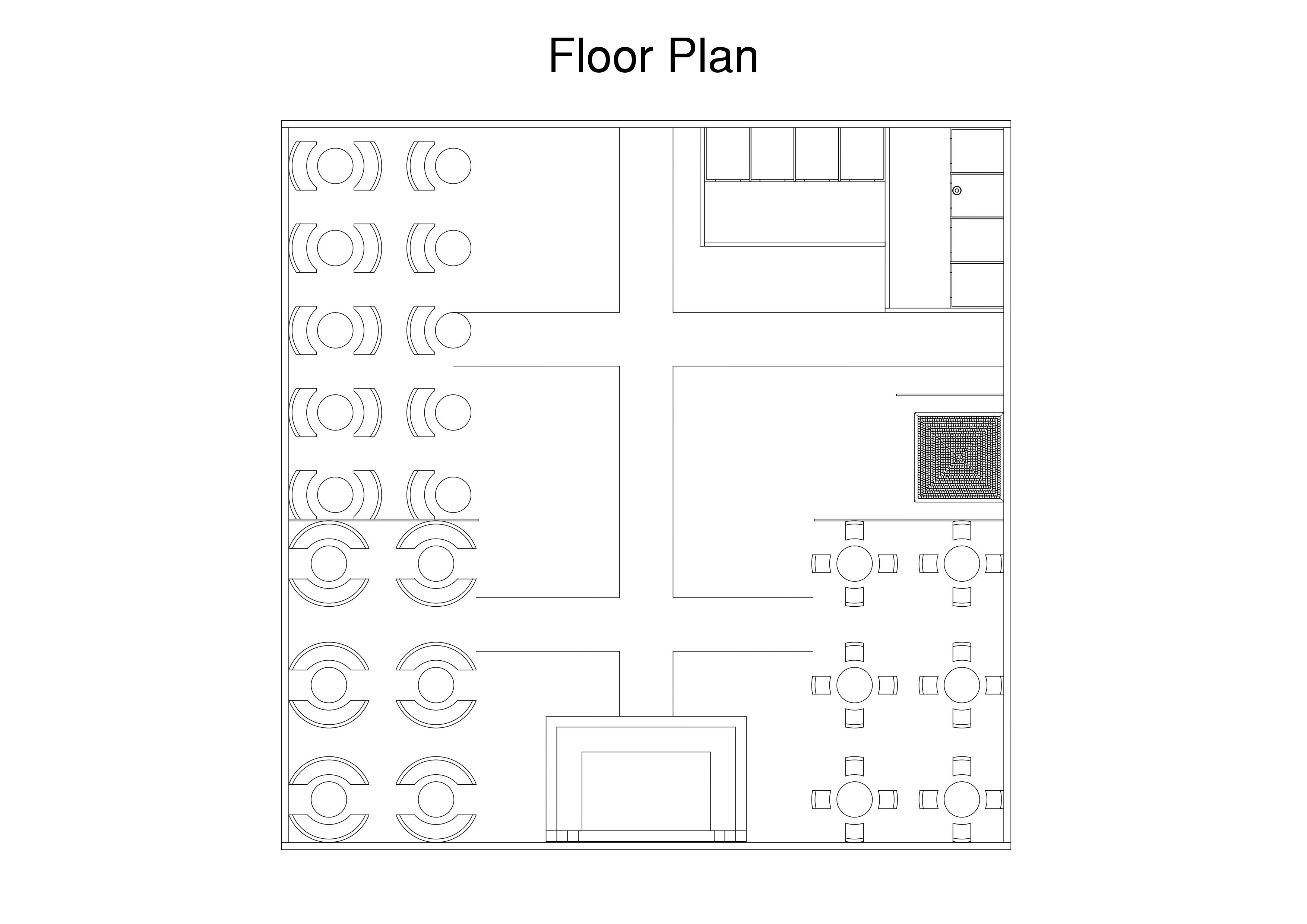 Purposed Floor Plan