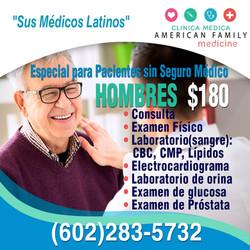 especiales para pacientes sin seguro med