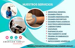 AFM Clinica Medica Arizona American Fami