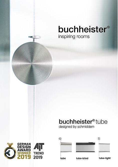 buchheister tube Sonnenschutz Design