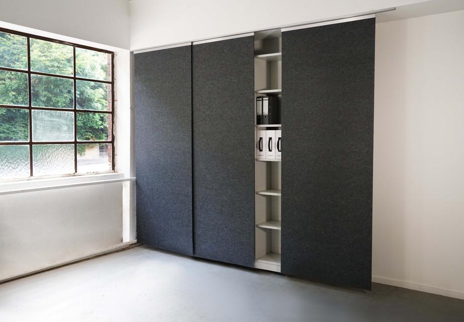 room devider Schrank