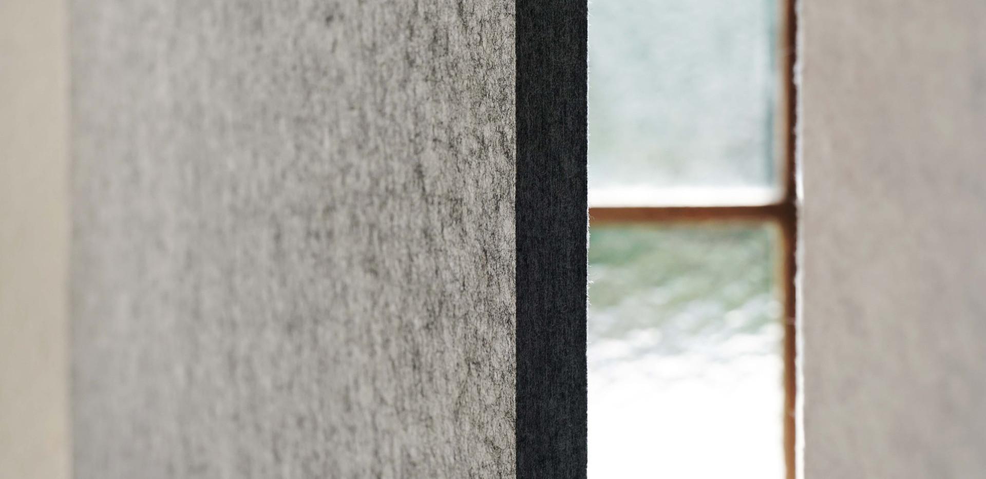 baffel panel