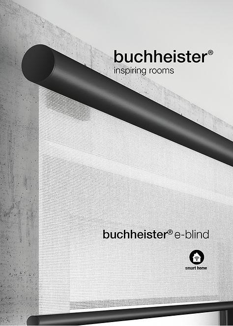 buchheister tube e-blind mit Motor