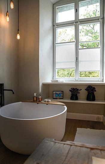 Herrenhaus buchheister tube Design Sichtschutz