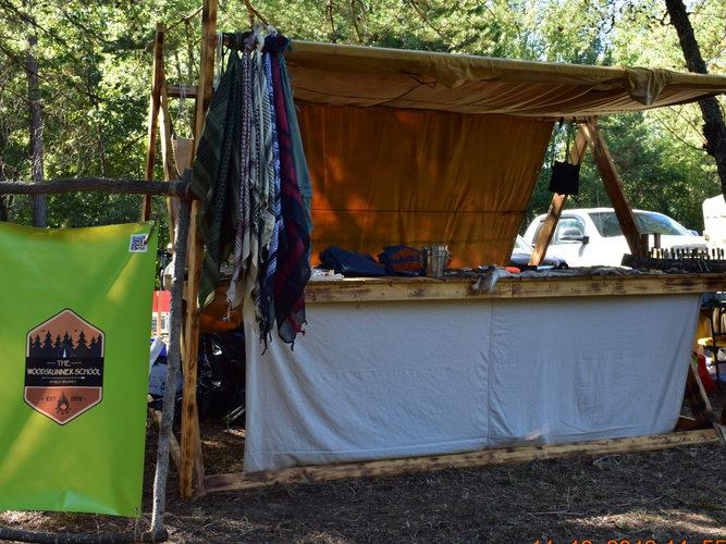 Woodsrunner Booth