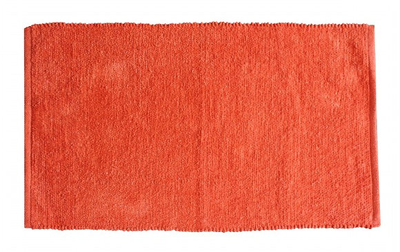 ALFOMBRA 60X110CM/24X44IN CORAL OSCURO