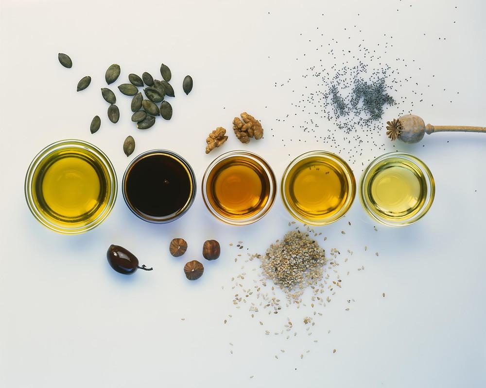 les-huiles-vegetales