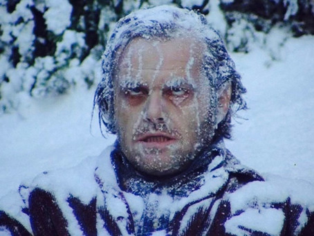 L'hiver nous fait la peau.