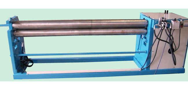 Calandra Hidráulica Inicial 3000x6,4 mm