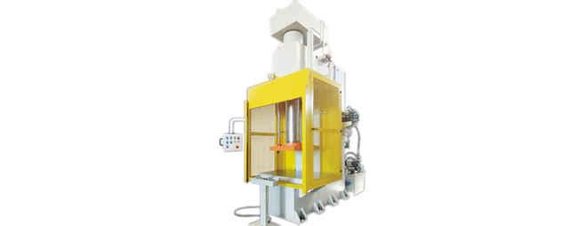 Prensas Hidráulicas - Tipo PHC 200 Ton