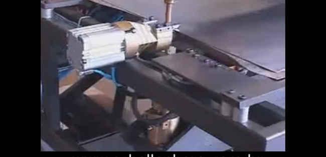 Solda Por Resistência CNC-Chapas de Aço