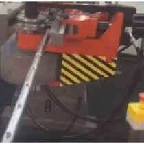 Tubo Perfurado com Dispositivo de Furação