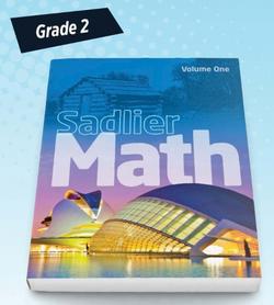 Sadlier Math Grade 2