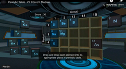 Veative Chemistry Module