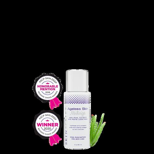 Skin Script Ageless Skin Moisturizer - 2oz