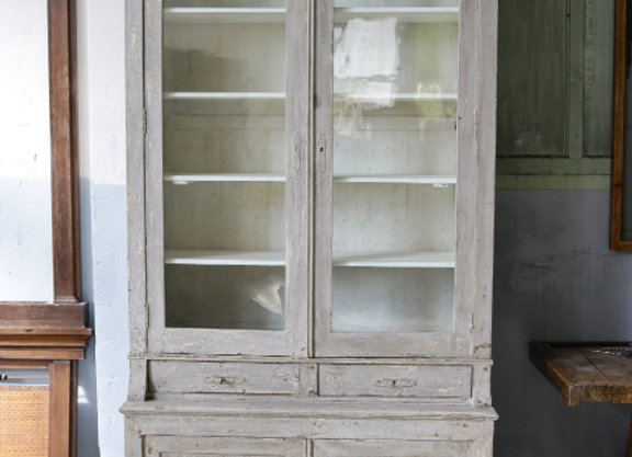 Wooden Antique Buffet