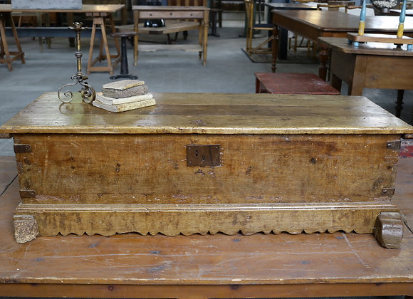 Antique storage chest- 18th century